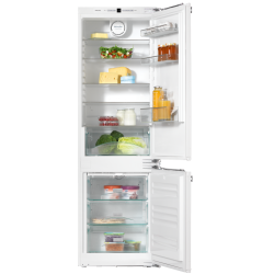 Built-in fridge-freezers