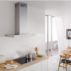 Wall and island cooker hoods